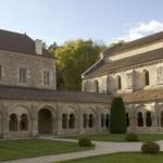 Fontenay abbey near Carpe Diem bed and breakfast