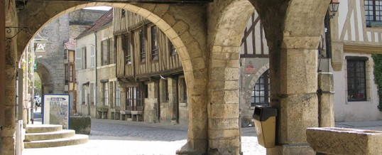 Guided Visit of Noyers