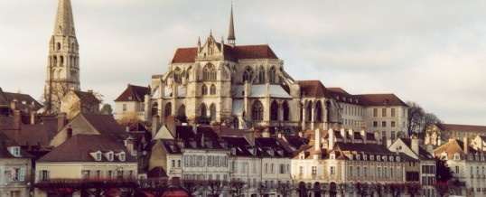 Welcoming bed and breakfast:Auxerre