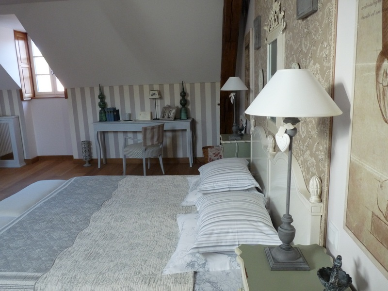 Guest room ludivine bed and breakfast in burgundy Chambre d hote de charme strasbourg
