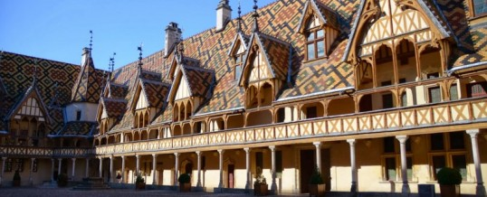 Farm guest rooms:Hospices de Beaune