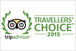 Travellers Choice 2015 Tripadvisor bed and breakfast