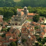vezelay near bed and breakfast in burgundy