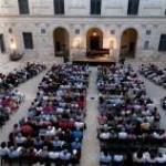 Concert Musicancy chateau Ancy Le Franc Yonne near guest house