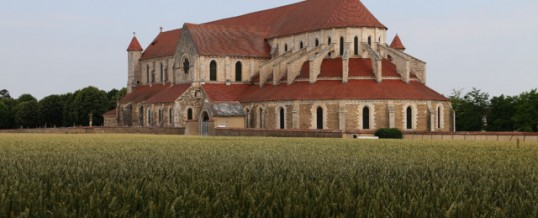 Welcoming B and B:Pontigny Abbey